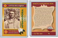 1994 Old West Legacy, Little Big Horn, #12 White Man Runs Him, Crow