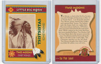 1994 Old West Legacy, Little Big Horn, #18 Two Moons, Cheyenne