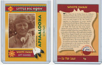 1994 Old West Legacy, Little Big Horn, #20 White Swan, Crow