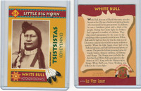 1994 Old West Legacy, Little Big Horn, #24 White Bull, Cheyenne