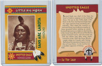 1994 Old West Legacy, Little Big Horn, #34 Spotted Eagle, Sioux