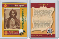 1994 Old West Legacy, Little Big Horn, #36 Tall Bear, Sioux
