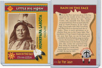 1994 Old West Legacy, Little Big Horn, #38 Rain In The Face, Sioux