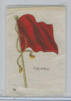 SC6 Imperial Tobacco, National Flags, 1910, #16 Tripoli