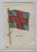 SC6 Imperial Tobacco, National Flags, 1910, #96 Milan