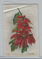 SC7 Imperial Tobacco, Garden Flowers, 1910, #22 Poinsettia