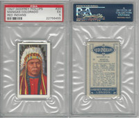 P50-78 Phillips, Red Indians, 1927, #20 Mangas Colorado, PSA 5 EX