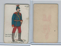 E7 Caramel, Soldier Cards, 1910, #29 Russian Uhlan