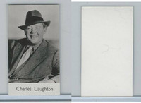 B0-0 Bridgewater, Film Stars 8th Series, 1940, #12 Charles Laughton
