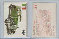 D0-0 Deposito, Famous Cars, 1971, #37 OM mod 665