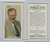 P50-112 Phillips, In The Public Eye, 1935, #2 Jack Hylton