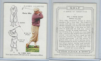 P72-105 Player, Golf, 1939, #2 Percy Alliss