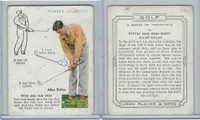 P72-105 Player, Golf, 1939, #11 Allan Dailey