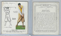 P72-105 Player, Golf, 1939, #14 George Duncan