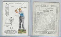 P72-105 Player, Golf, 1939, #16 Bert Gadd