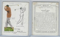 P72-105 Player, Golf, 1939, #23 W.T. Twine