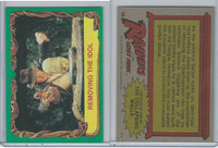 1981 Topps, Raiders Of The Lost Ark, #10 Removing The Idol