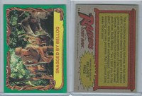 1981 Topps, Raiders Of The Lost Ark, #14 Snagged By Belloq