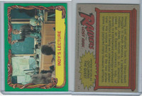 1981 Topps, Raiders Of The Lost Ark, #17 Indy's Lecture