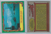 1981 Topps, Raiders Of The Lost Ark, #20 The Raven Bar