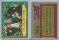 1981 Topps, Raiders Of The Lost Ark, #22 Indy & Marion Reunited