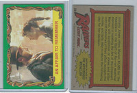 1981 Topps, Raiders Of The Lost Ark, #23 An Affair To Remember