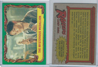 1981 Topps, Raiders Of The Lost Ark, #24 The Mysterious Medallion