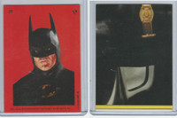 1989 Topps, Batman Movie Sticker, #20 Batman
