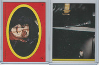 1989 Topps, Batman Movie Sticker, #21 Joker