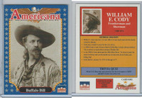 1992 Starline, Americana, #102 Buffalo Bill Cody