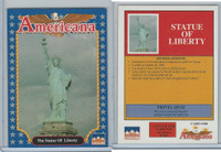 1992 Starline, Americana, #108 Statue Of Liberty, New York