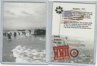 1994 Cardz, World War II, #12 Maneuvers North Africa 1944