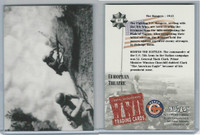 1994 Cardz, World War II, #27 The Rangers 1943