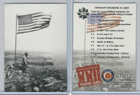 1994 Cardz, World War II, #100 Checklist Tekchrome