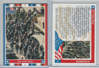 2001 Topps, Enduring Freedom, #10 New York's Finest
