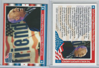 2001 Topps, Enduring Freedom, #12 Israel's Foreign Minister Peres