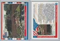 2001 Topps, Enduring Freedom, #13 Ottawa Rallies To Honor America