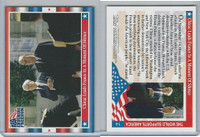 2001 Topps, Enduring Freedom, #14 Chirac Leads France