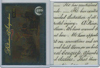 2006 Topps History Cards, Crome #SDC-RM Declaration Of Independence