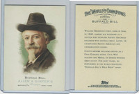 2006 Topps History Cards, Allen & Ginter, #348 Buffalo Bill Cody