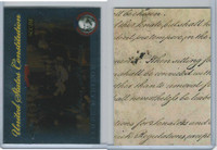 2006 Topps History Cards, US Constitution Chrome, #SCC-JM Madsion