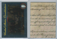 2006 Topps History Cards, US Constitution Chrome, #SCC-JMC McHenry