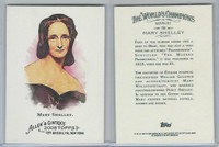 2008 Topps, Allen & Ginter Champions, #158 Mary Shelley
