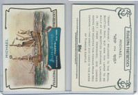 2011 Topps, Allen & Ginter Floating Fortresses, #FF4 Michael