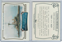 2011 Topps, Allen & Ginter Floating Fortresses, #FF18 HMS Devastation