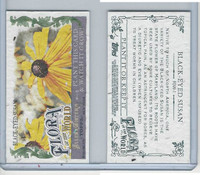 2011 Topps, Allen & Ginter Flora Of The World, #FOW1 Black Eyed Susan