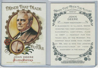 2011 Topps, Allen & Ginter Minds Made Future, #MMF37 John Deere