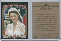 2012 Upper Deck, Goodwin Champions, #20 Kate Middleton