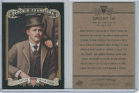 2012 Upper Deck, Goodwin Champions, #198 Sundance Kid, Outlaw