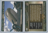 2012 Upper Deck, Goodwin Military Machines, #MM11 C47 Sky Train